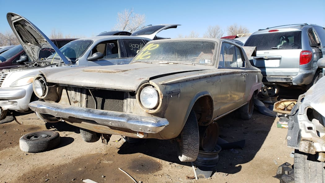 51 - 1964 Dodge Dart in Colorado Junkyard - photo by Murilee Martin