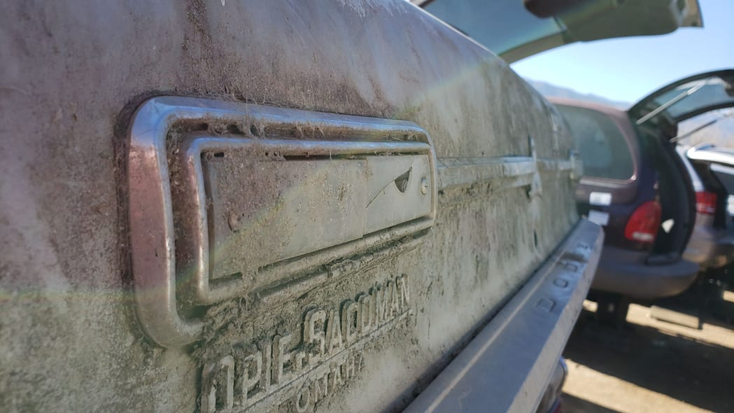 53 - 1964 Dodge Dart in Colorado Junkyard - photo by Murilee Martin