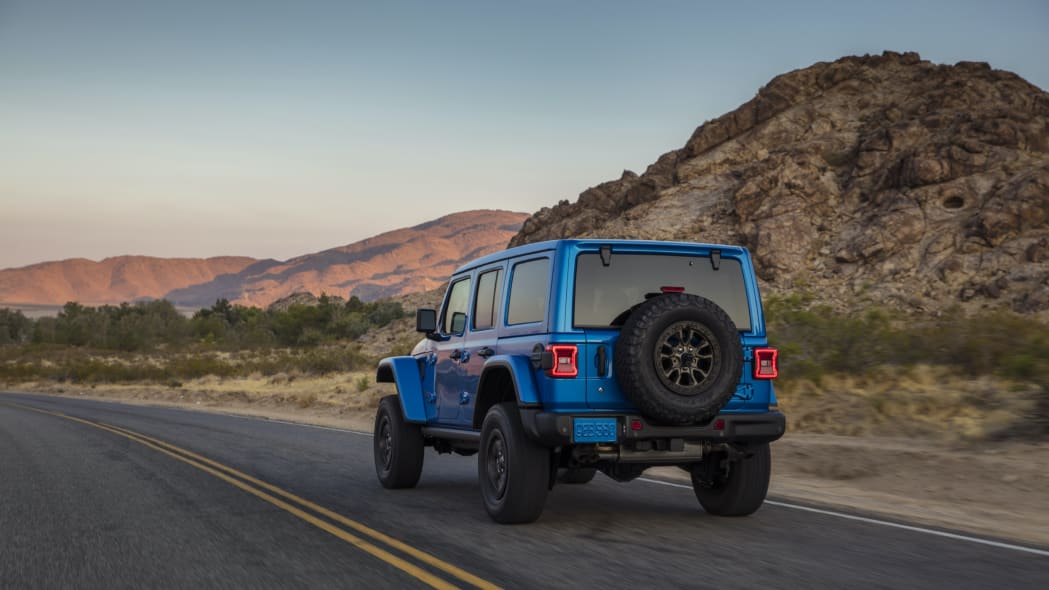 2021 Jeep® Wrangler Rubicon 392
