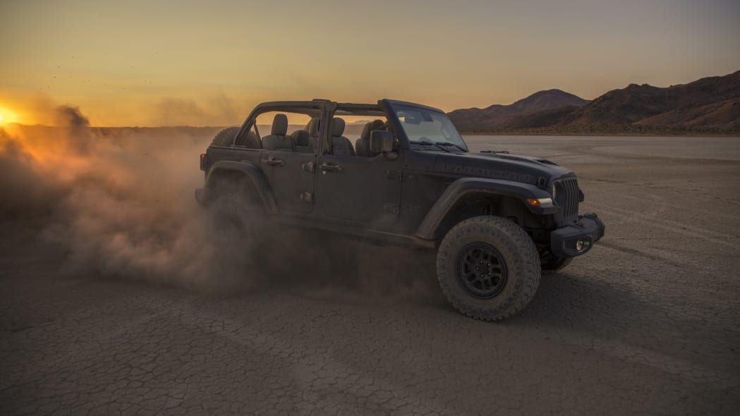 2021 Jeep® Wrangler Rubicon 392 with Jeep Performance Parts