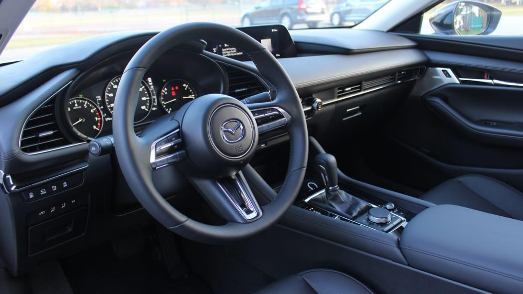 2021 Mazda3 Turbo