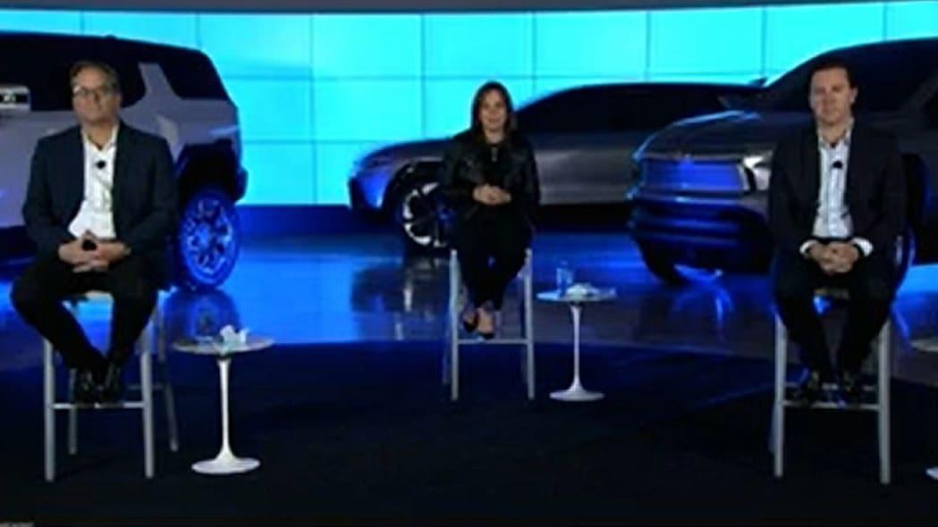 2024 Chevrolet electric pickup