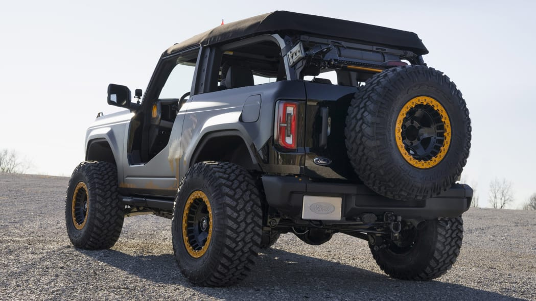 Ford Bronco Badlands Sasquatch 2-Door Concept_09