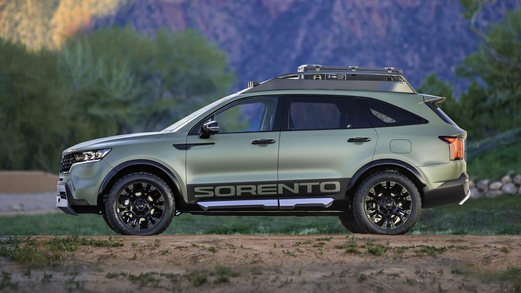 2021 Kia Sorento Yosemite concept