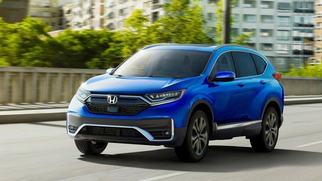 6: Honda CR-V
