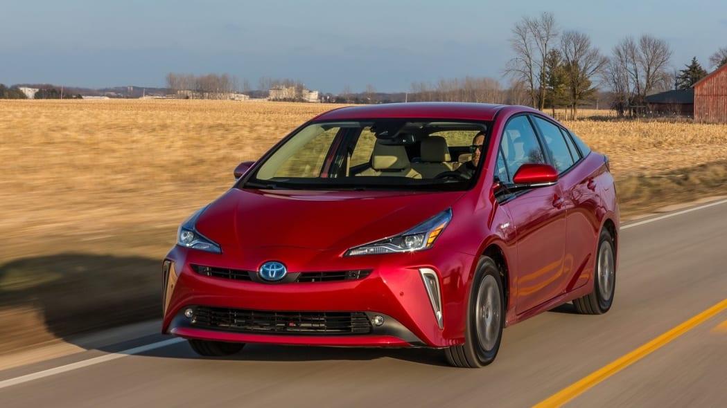 1: Toyota Prius