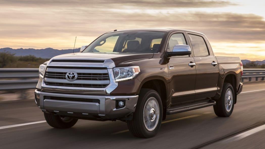 5: Toyota Tundra