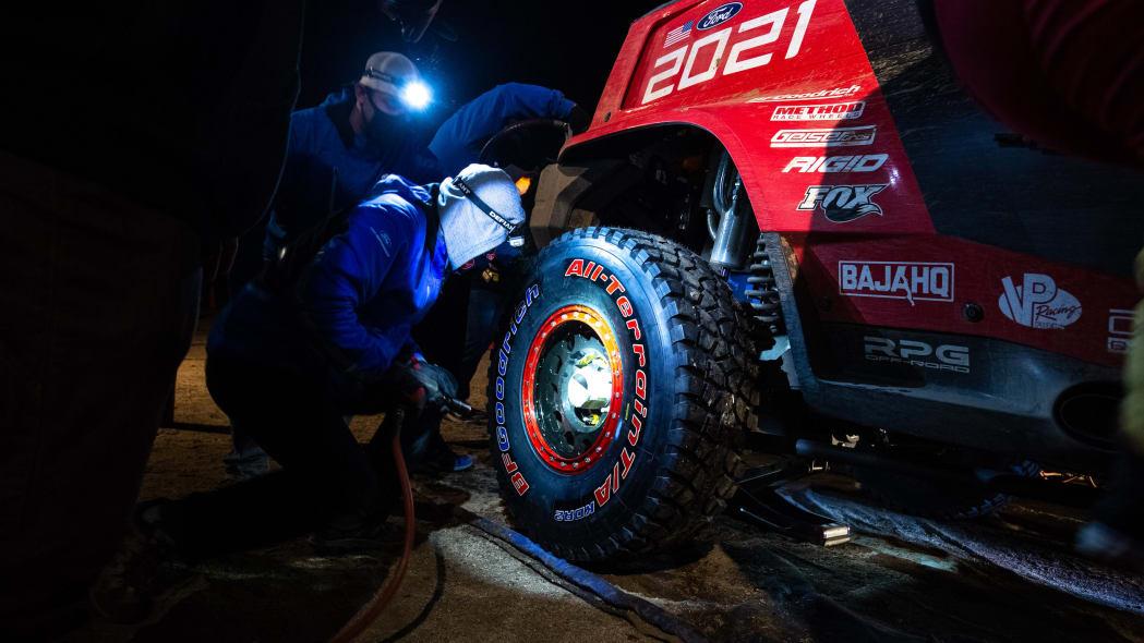 Bronco R Prototype Finishes 2020 Baja 1000