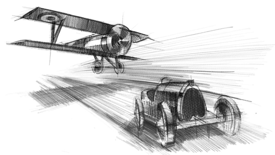 2020 Bugatti Chiron Sport Les Legendes du Ciel