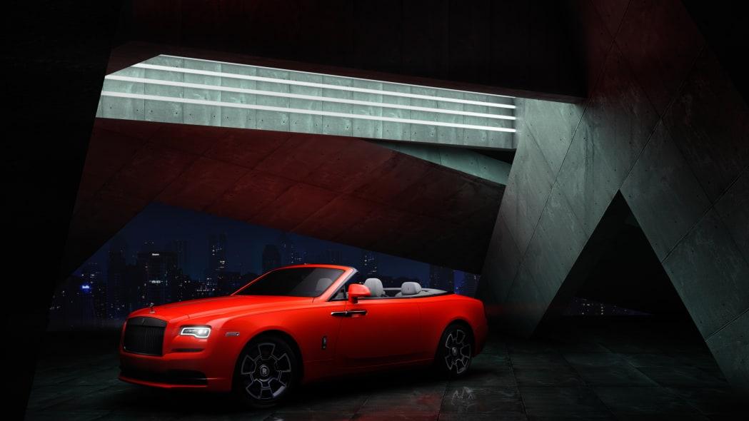 Rolls-Royce Neon Lights range
