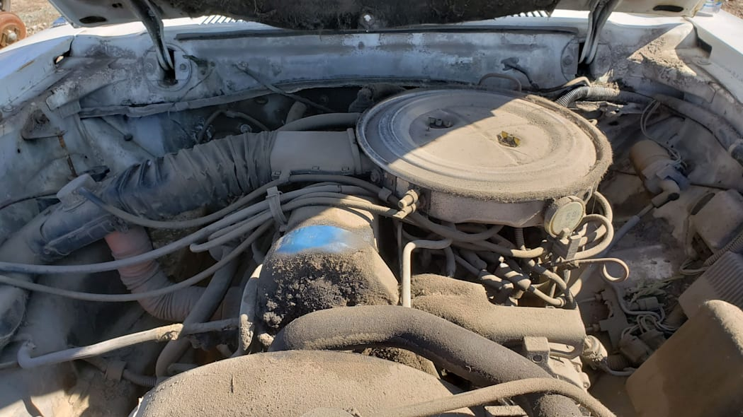 05 - 1978 Ford Mustang II in Colorado Junkyard - photo by Murilee Martin