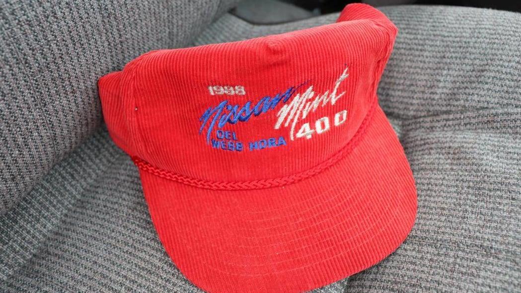 desert runner hat