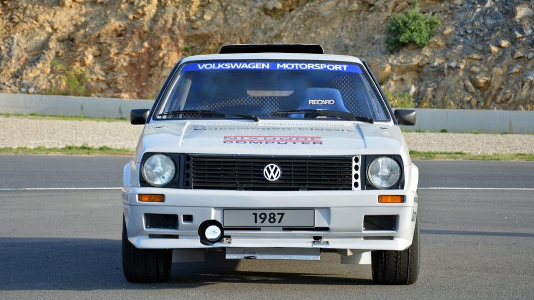 1987 Volkswagen Golf Pikes Peak