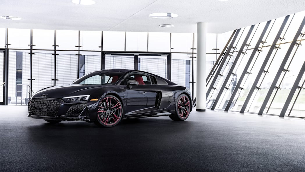 2021 Audi R8 RWD Panther Edition