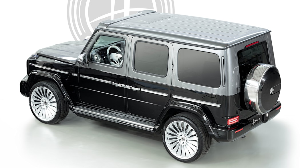 Hoefele Ultimate HG Mercedes-Benz G-Class