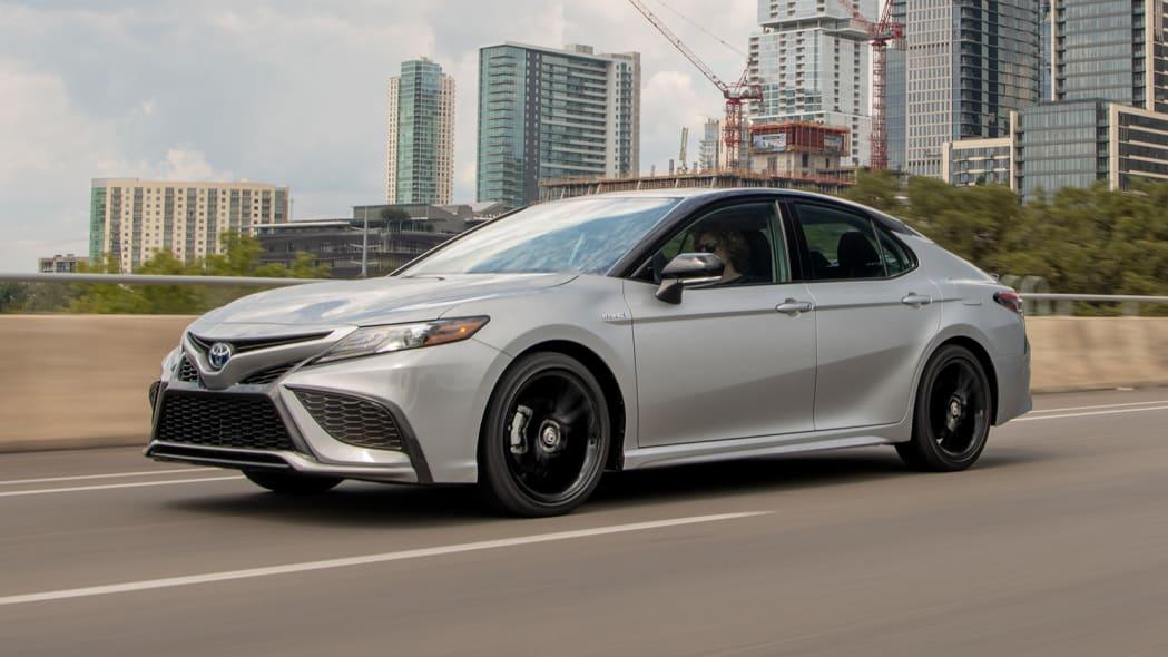 2021 Toyota Camry XSE Hybrid