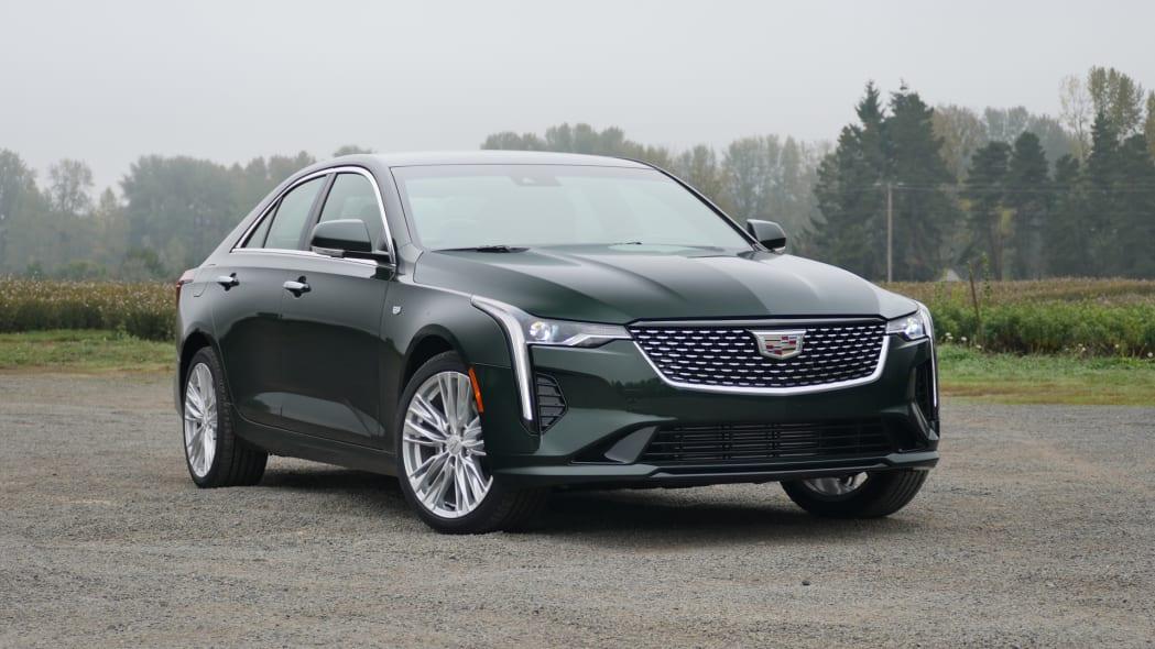 2021 Cadillac CT4 Premium Luxury 450T