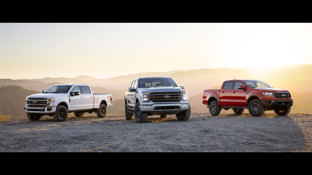 Super Duty Tremor Off-Road Package_2021 Ford F-150 Tremor_Ranger Tremor Off-Road Package