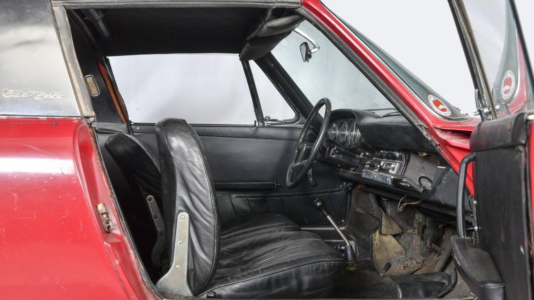 Porsche Classic   Restaurierung  2017