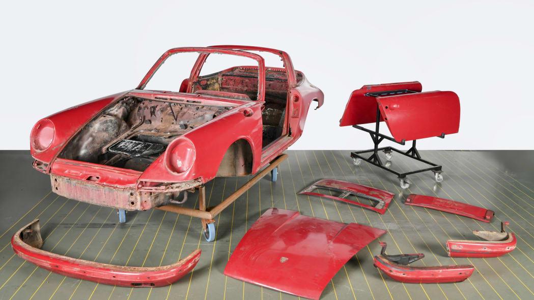 Porsche Classic   Restaurierungen   2017