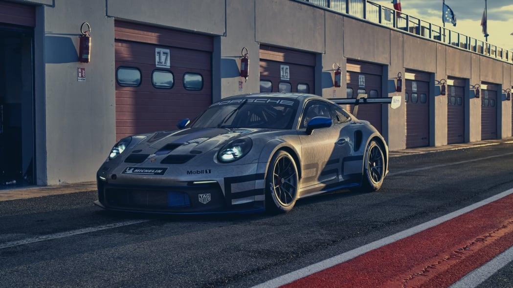 2021 Porsche 911 GT3 Cup
