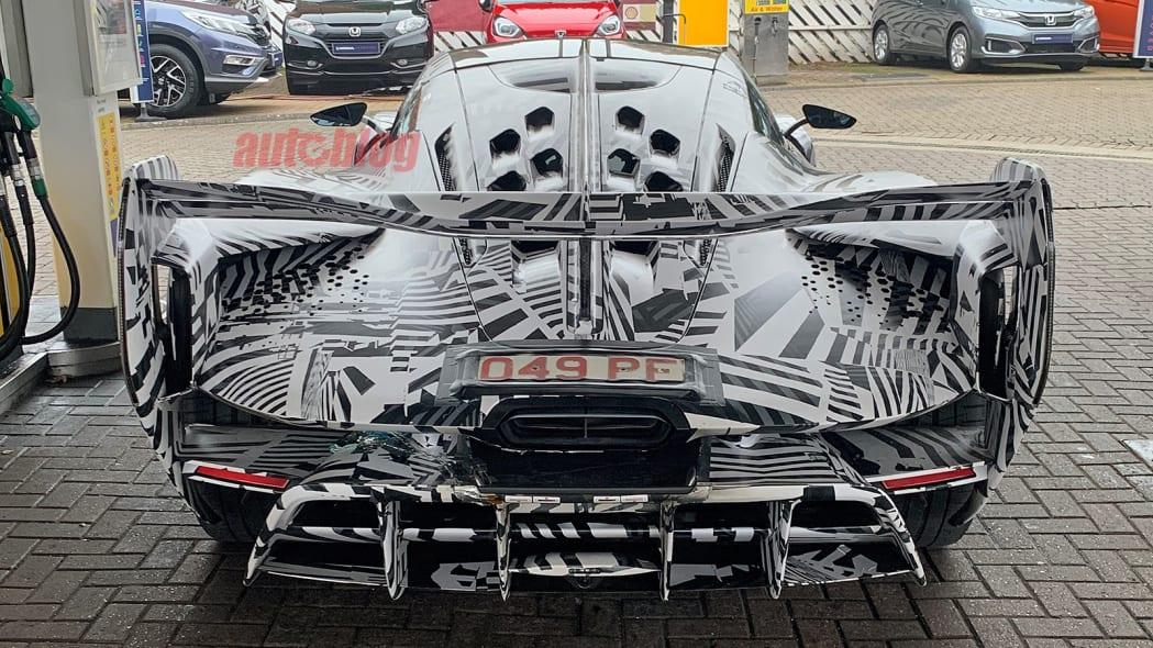 McLaren Sabre prototype