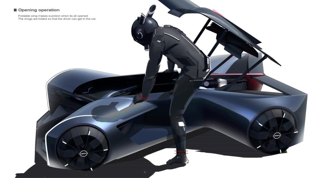 Nissan GT-R (X) 2050