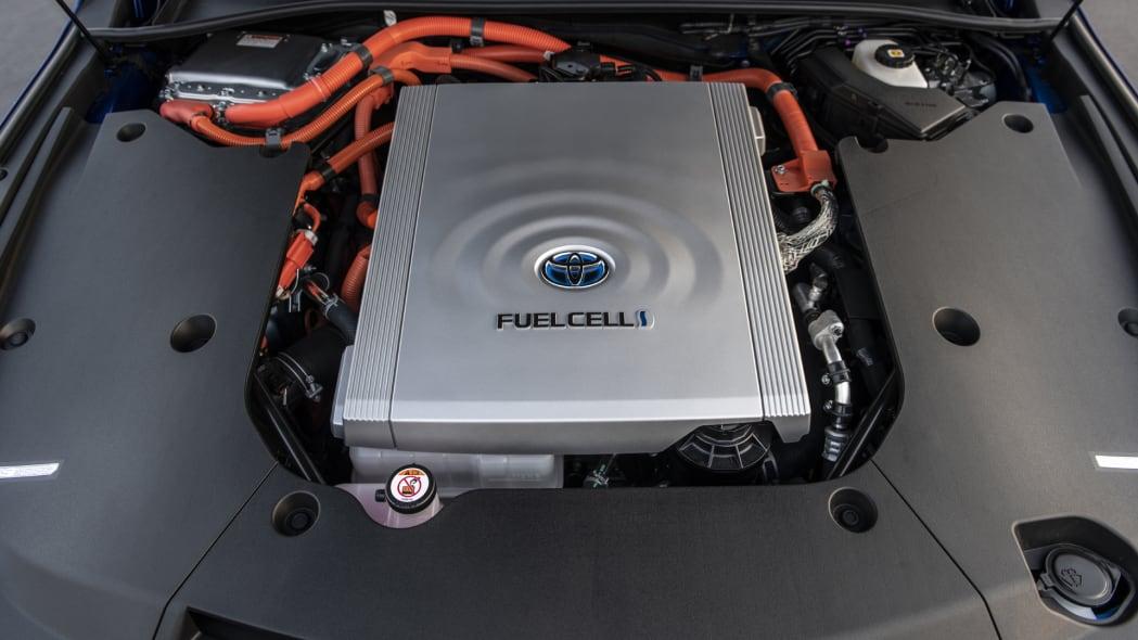 2021 Toyota Mirai fuel cell