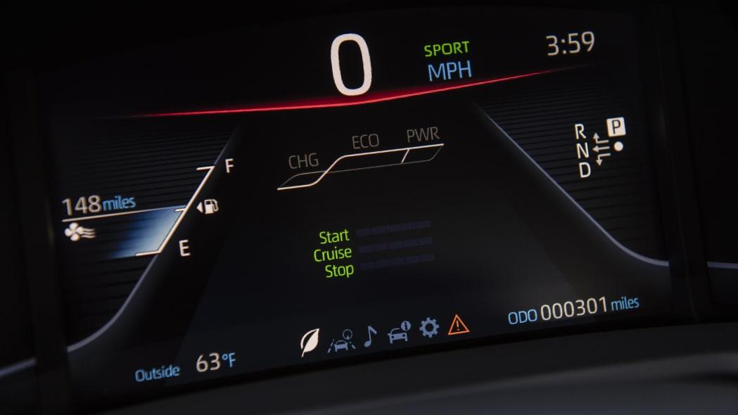 2021 Toyota Mirai IP sport