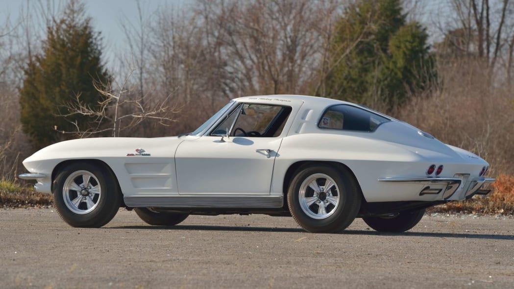 1963 Chevrolet Corvette Sting Ray Mickey Thompson 34