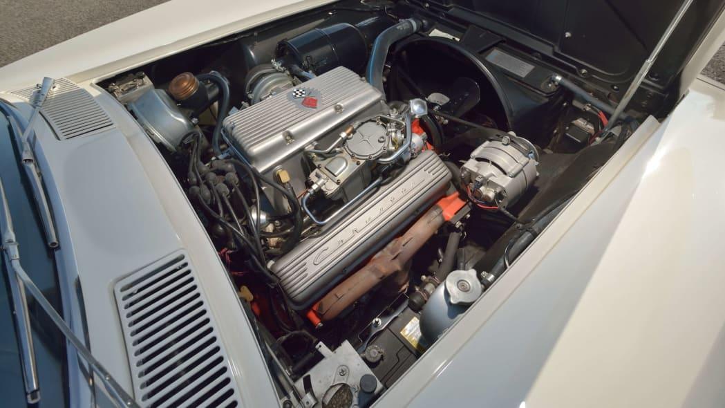 1963 Chevrolet Corvette Sting Ray Mickey Thompson 23