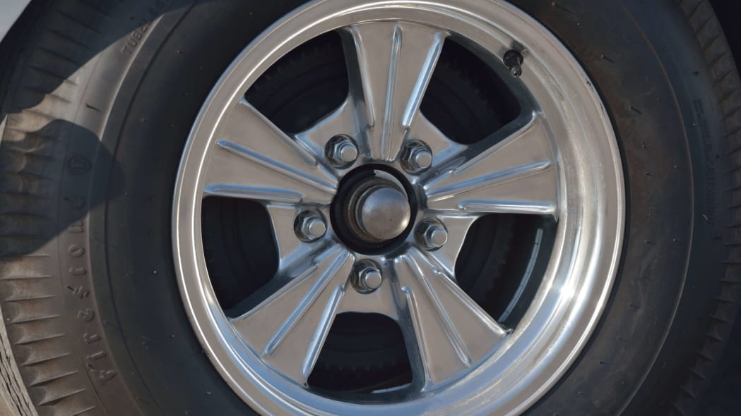 1963 Chevrolet Corvette Sting Ray Mickey Thompson 15