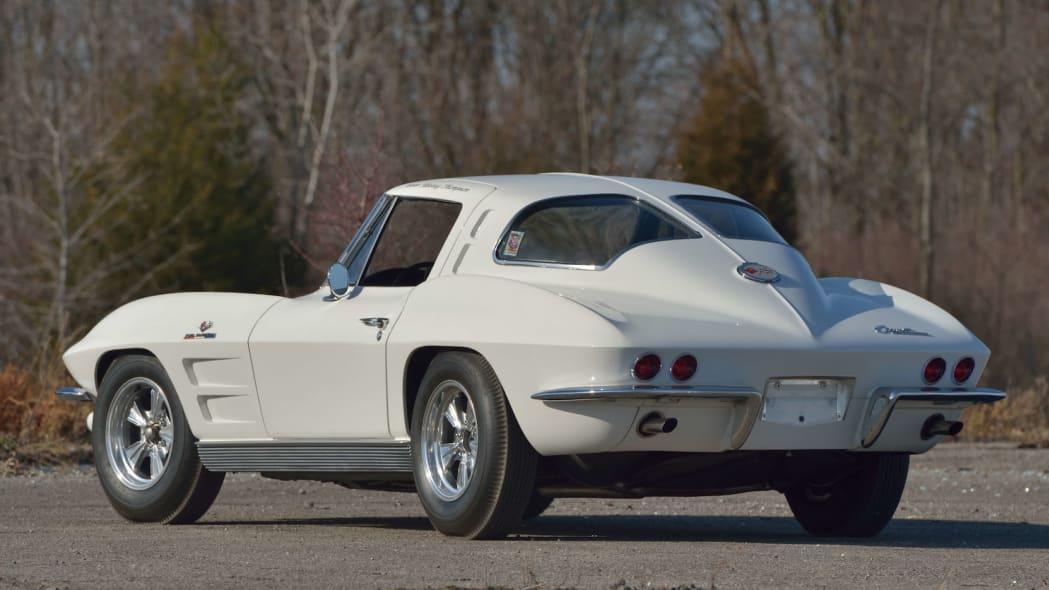 1963 Chevrolet Corvette Sting Ray Mickey Thompson 13