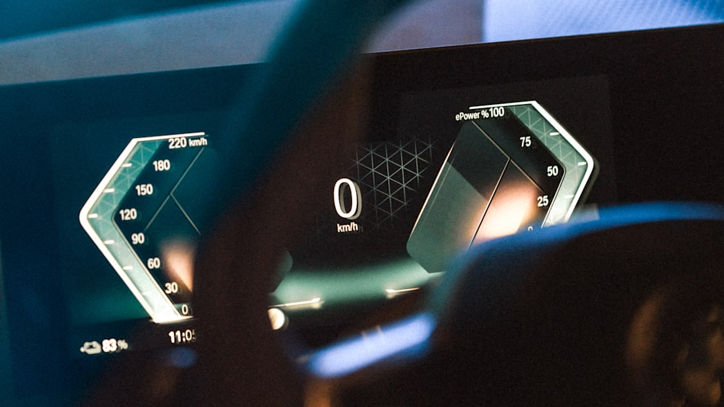 BMW CES 2021 iDrive