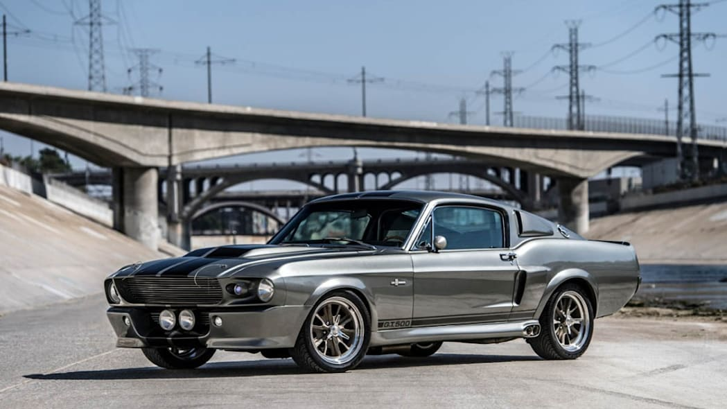 1967 Ford Mustang from Gone in 60 Seconds