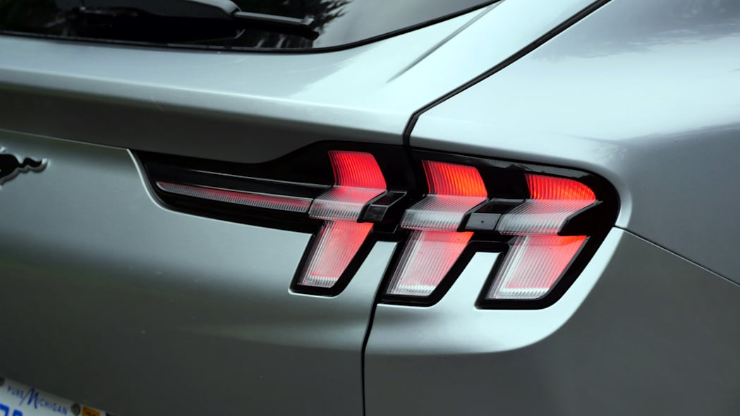 2021 Ford Mustang MachE taillights