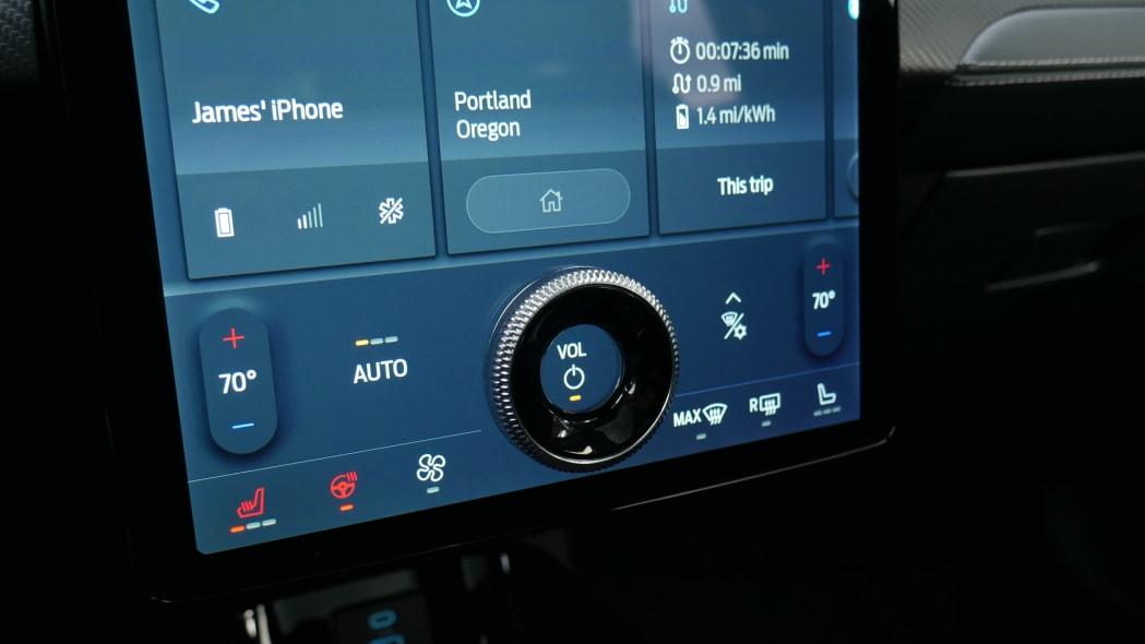 2021 Ford Mustang MachE HVAC