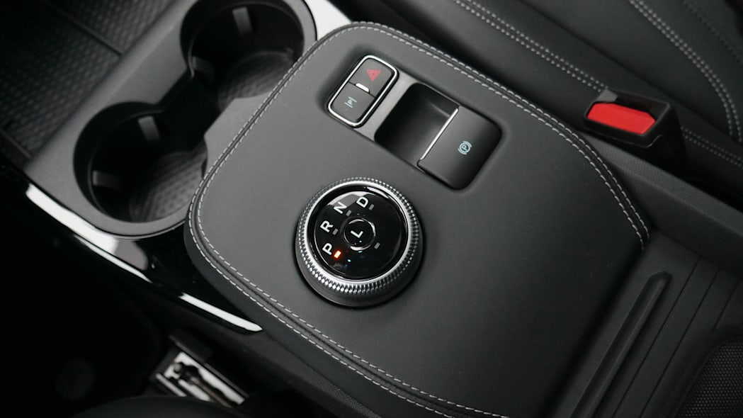 2021 Ford Mustang MachE shifter