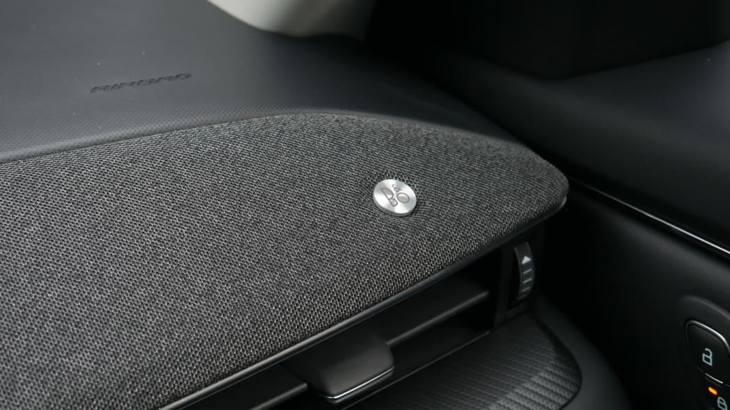 2021 Ford Mustang MachE speaker