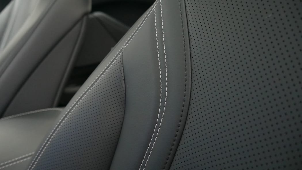 2021 Ford Mustang MachE ActiveX upholstery