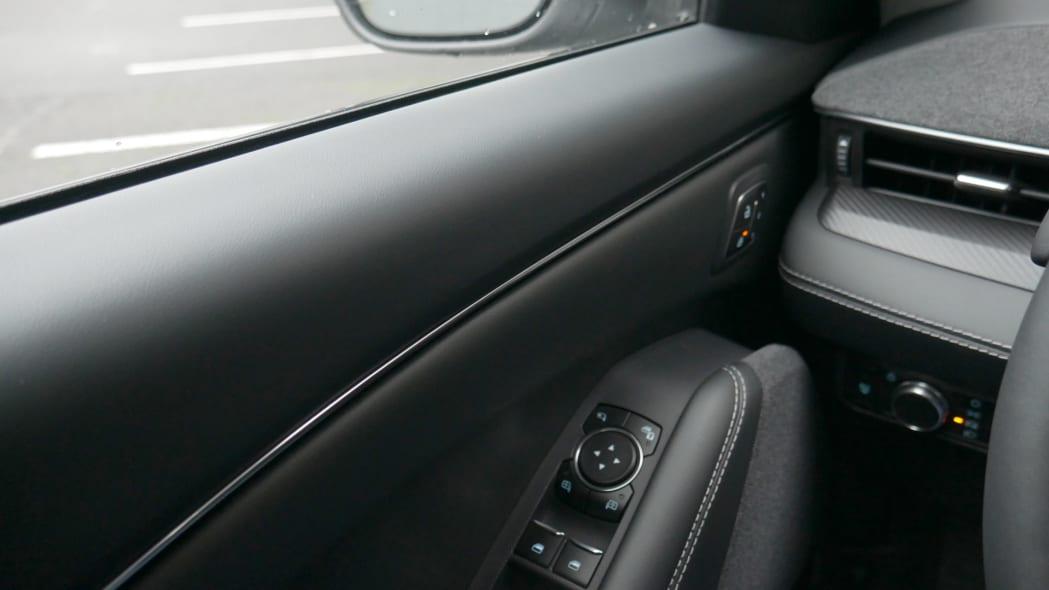 2021 Ford Mustang MachE door trim