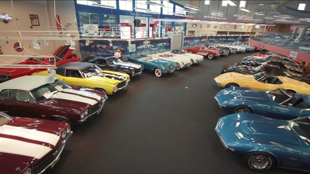 Muscle Car City Mecum Auction 02