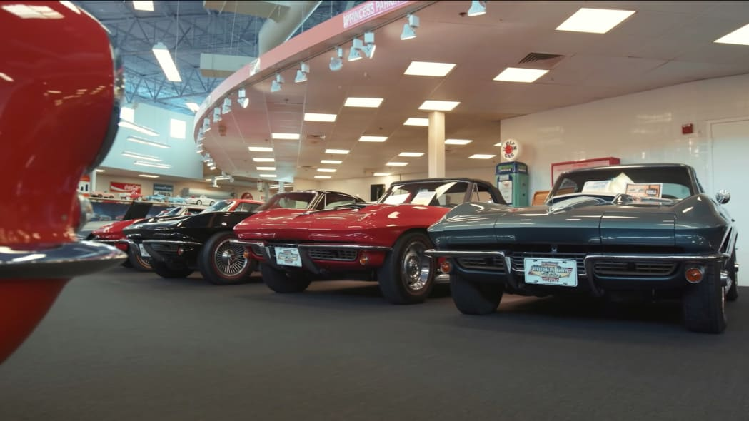Muscle Car City Mecum Auction 09