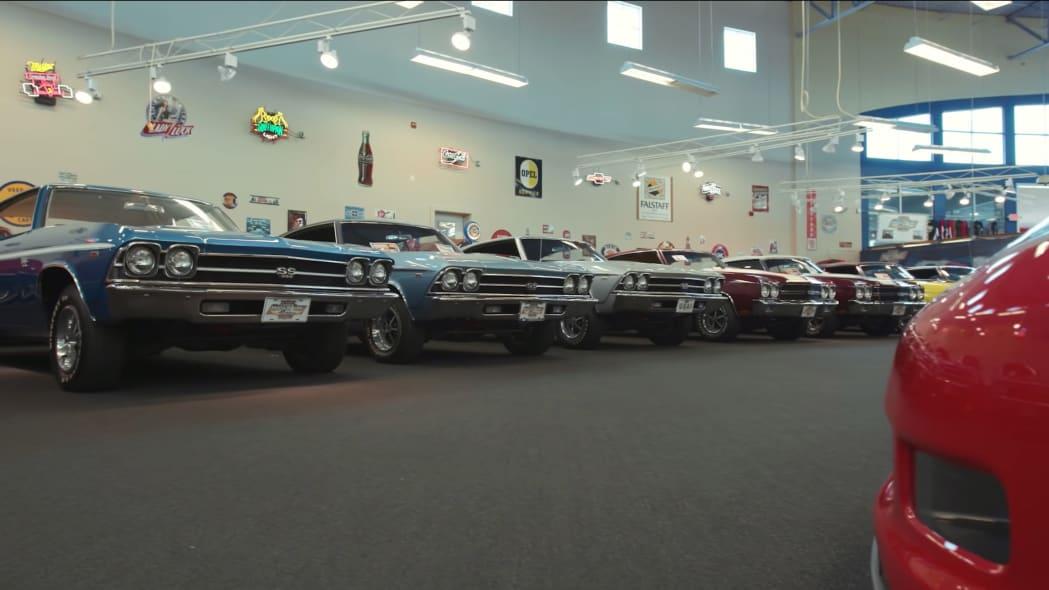 Muscle Car City Mecum Auction 11
