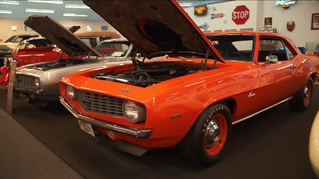 Muscle Car City Mecum Auction 13