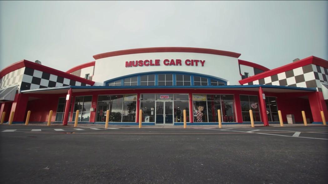 Muscle Car City Mecum Auction 20