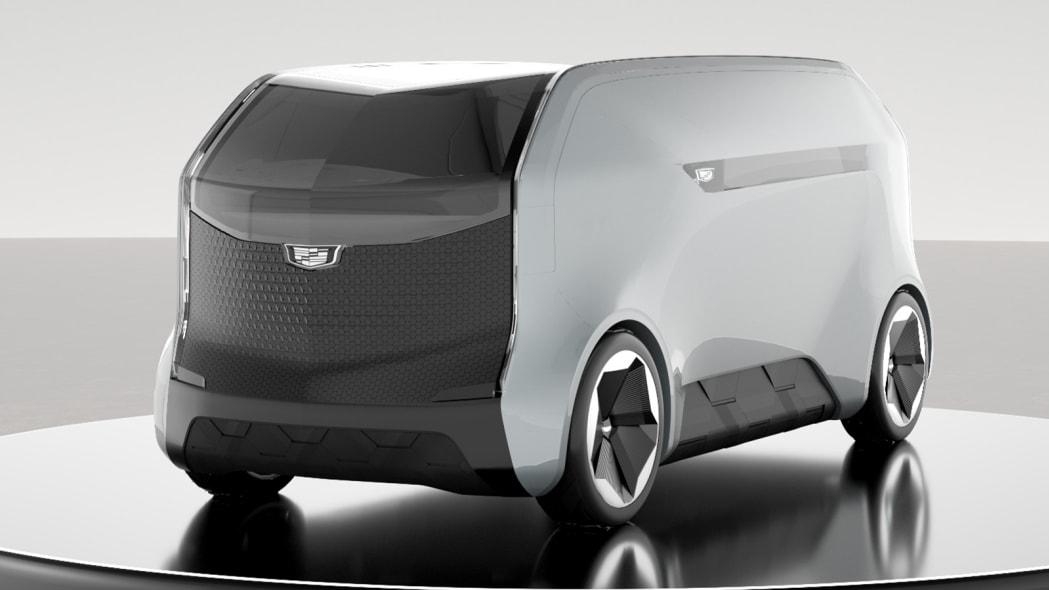 Cadillac PAV exterior