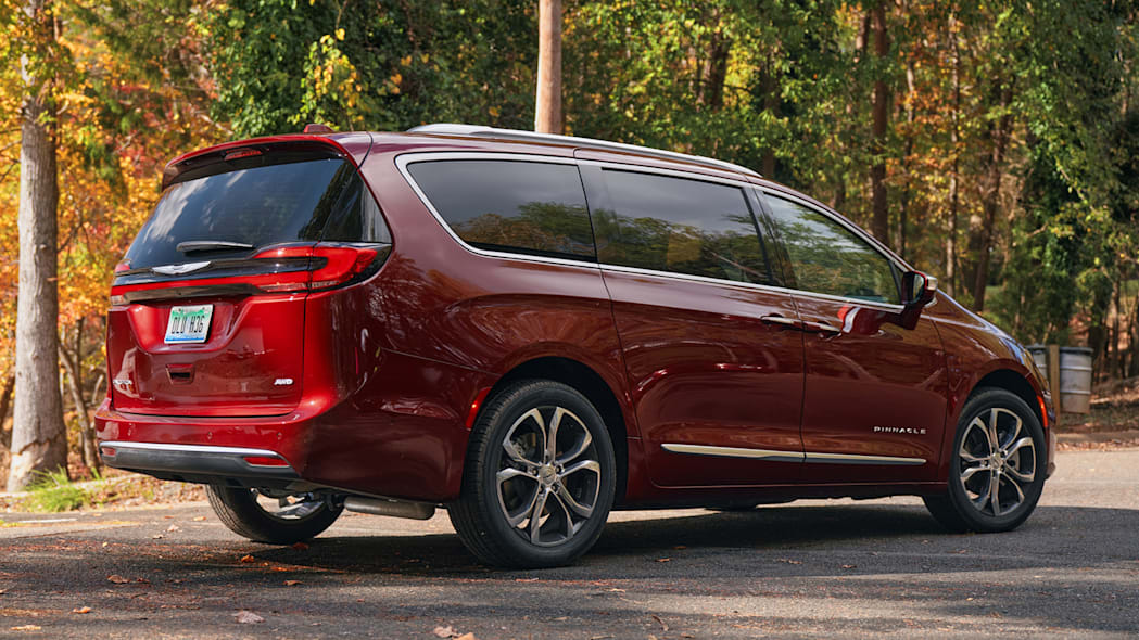 2021 Chrysler Pacifica Pinnacle