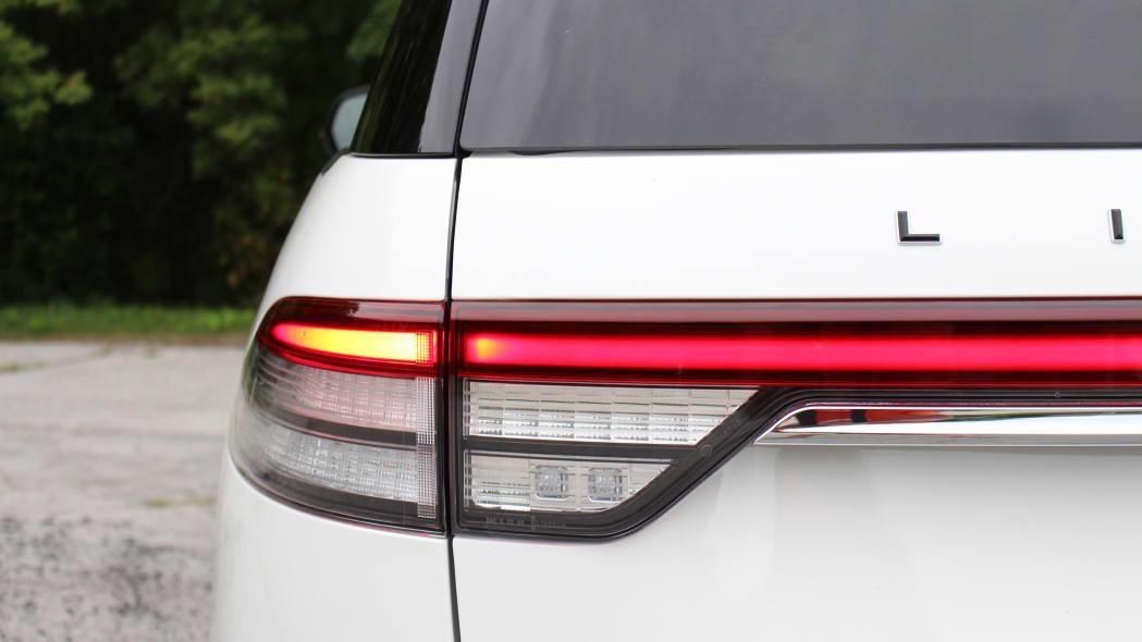 2021 Lincoln Aviator Grand Touring Black Label