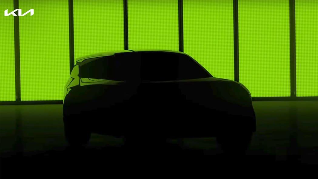 Kia entry-level EV